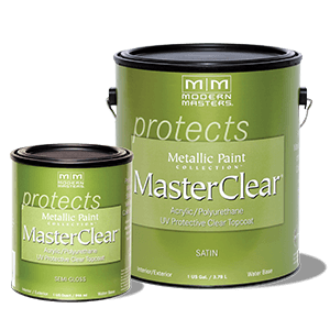 MasterClear® Protective Clear Topcoats