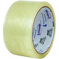 2″ X 55 YARDS CLEAR PACKAGING TAPE 91390