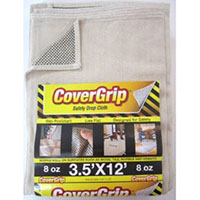 COVER GRIP 351208 3.5′ X 12′ SAFETY DROP CLOTH