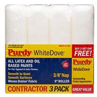 WHITE DOVE BONUS BUY 9 X 3/8 47 X 4-PK