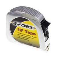 G-FORCE CHROME TAPE MEASURE