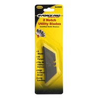 G-FORCE REPLACEMENT UTILITY KNIFE BLADES 5PK