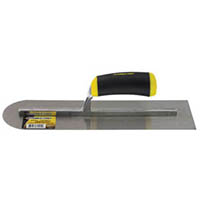 G-FORCE POOL TROWEL 14″X 4″ ROUNDED FRONT ERGO