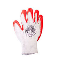 COATED KNIT WORK GLOVES