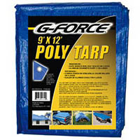 G-FORCE BLUE ALL PURPOSE TUFF TARP
