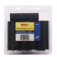 "WHIZZ 4"" CONCAVE ENDS ROLLER REFILL (10PK)"