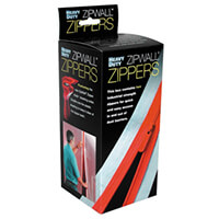 HDAZ2 HEAVY DUTY BARRIER WALL ZIPPERS KIT (2PK)